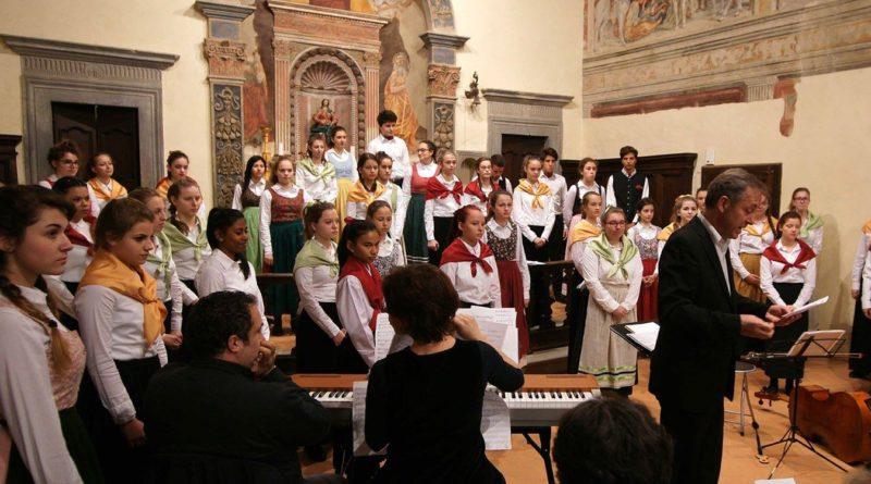 con il coro CALICANTUS